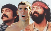 Michael Phelps: Olympic Water > Bong Water > Hot Water